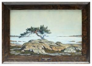 Fågelsundet, Hållnäs by Olof THUNMAN