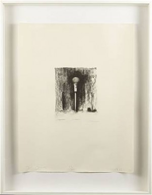 From Ten Winter Tools by Jim DINE