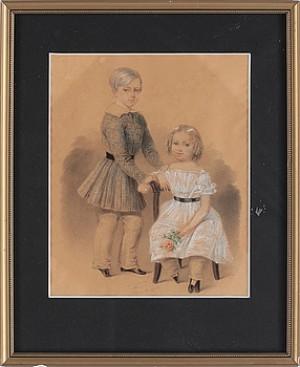 (2) Kompositioner Med Barn by Maria Christina RÖHL