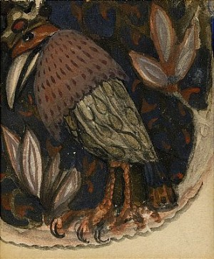 Gycklarfågeln by John BAUER