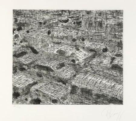 Traffic by Tony CRAGG