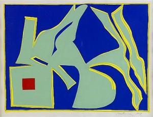 S. T (ajaccio) by Richard MORTENSEN
