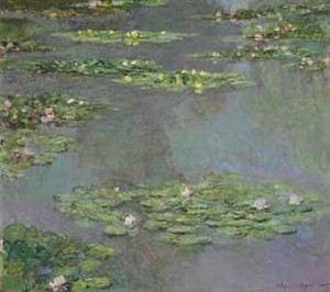 Nymphéas by Claude MONET