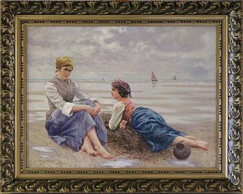 La Manche by Emil LINDGREN