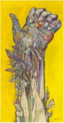 Den Sexfingriga Handen by Peter WEISS