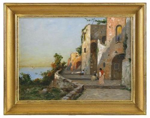 Venedig I Aftonljus by Wilhelm Von GEGERFELT