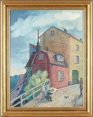 Nytorgsgatan 5 by Georg LINDSTRÖM