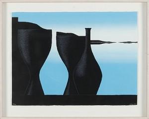 Stilleben Med Vaser by Philip Von SCHANTZ