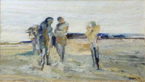 Fyra Figurer by Ivar MORSING