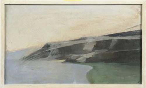 Motiv Från Korsica by Sixten 'Sl' LUNDBOHM