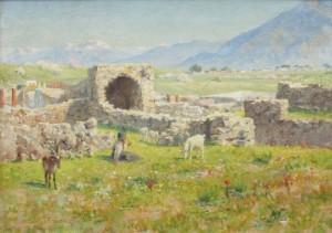 Pompeji by Anshelm SCHULTZBERG