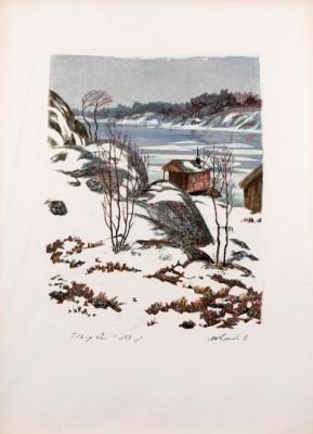 Vårisen by Roland SVENSSON