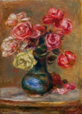 Le Bouquet by Pierre Auguste RENOIR