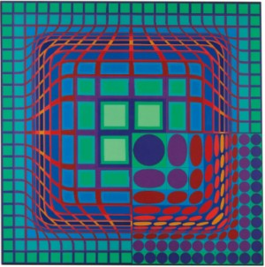 Koskar by Victor VASARELY