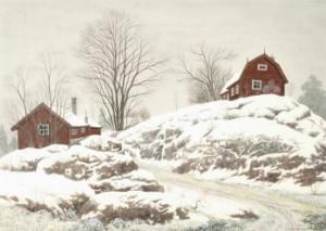 Stugor På Söder by Oskar BERGMAN