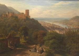 Duesseldorf by Henry LEWIS