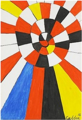 Gamble by Alexander CALDER