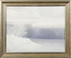 Vinterlandskap by Olof Walfrid NILSSON