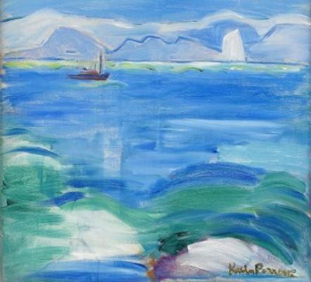 Vid Azorerna by Karin PARROW