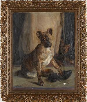 Hund by Märta AMÉEN
