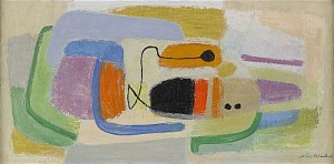 Vilande Former by Nils WEDEL