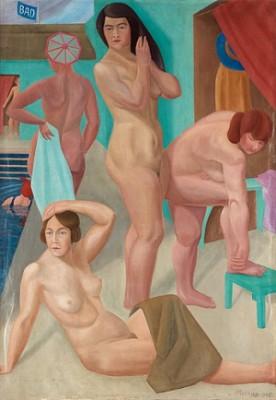 Badhuset by Mats MASON