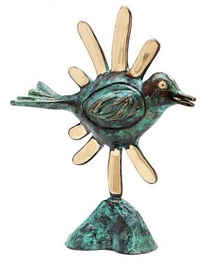 Sunbird by Cornelis Guillaum Corneille Van 'Corneille' BEVERLOO