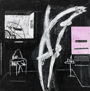 Untitled, Ur Serien Såpa 1 by Elis ERIKSSON