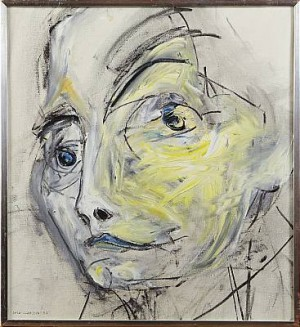 Porträtt by Stig 'Slas' CLAESSON