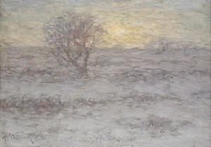 Landskap I Soldis by Per EKSTRÖM