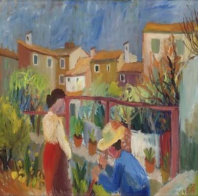 Par I Trädgården by Erling ÄRLINGSSON