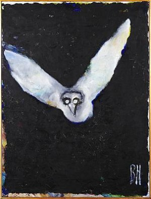 Sista Fågeln by Berta HANSSON