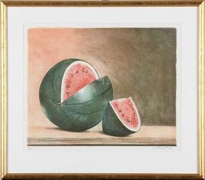 Vattenmelon by Philip Von SCHANTZ