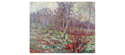 Landskap by Wilhelm BEHM