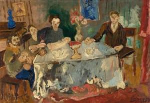La Famille by André LANSKOY