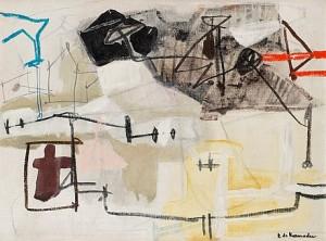 Suite De L'hommage à Webern by Eugène Nestor De KERMADEC