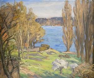 Från Waldemarsudden by Prins EUGEN