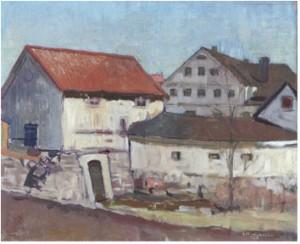 Akademikvarn, Uppsala by Ellis WALLIN