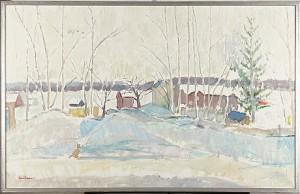 Vintermotiv by Rune PERSON