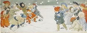 Snöbollskriget by Jenny NYSTRÖM