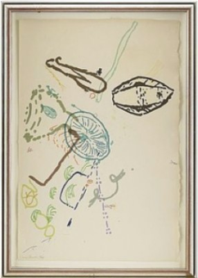 30 Drawings Drawings By Thoreau by John CAGE