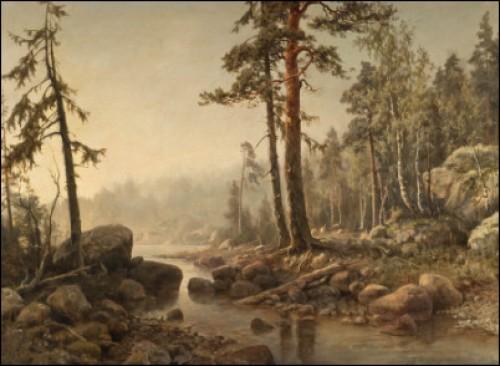 Morgondis I Helsingforstrakten by Berndt LINDHOLM