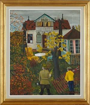 Lantmätare by Bengt Olov 'Bengt O.' ABRAHAMSSON
