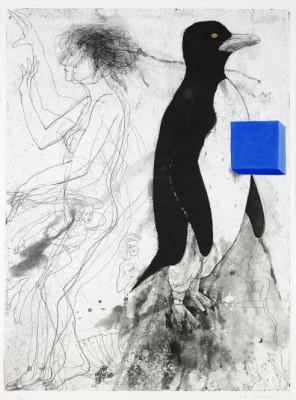 Vie D Un Pinguin by Pär Gunnar 'P. G.' THELANDER