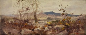 Landschaft by Ezelino BRIANTE