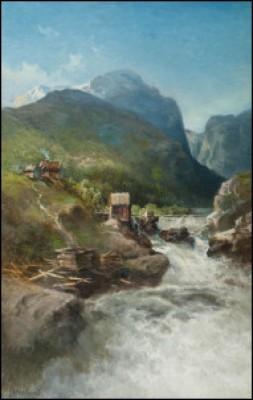 Motiv Från Norge by Josefina HOLMLUND
