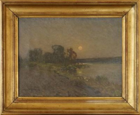 Månsken över Vatten by Wilhelm BEHM