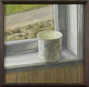 Vasen I Fönstret by Hans HAMNGREN
