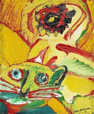 Katten by Bengt LINDSTRÖM