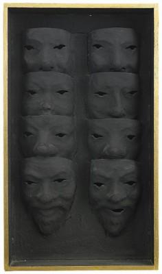 Fysionomik 12 by Albert JOHANSSON